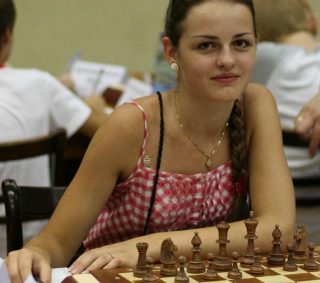 Ланита Стецко: В шахматах успех пришел быстрее, чем в фигурном катании