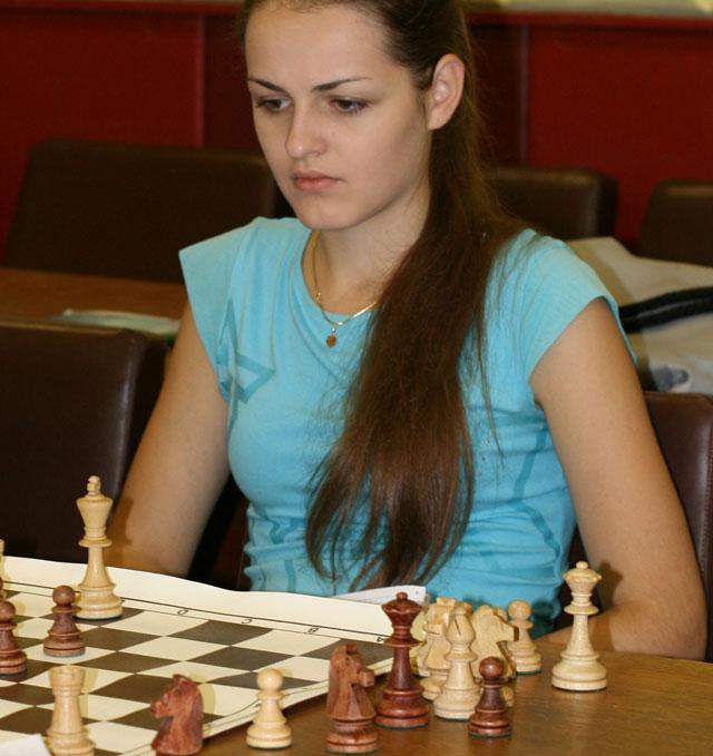 Ланита Стецко на сборах в Раубичах-2010